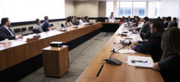 Ministra Luislinda Valois participa de reunião da Comissão Nacional para a Erradicação do Trabalho Escravo