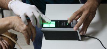 Recadastramento biométrico obrigatório termina 9 de fevereiro em Contagem, Betim, Uberaba e Uberlândia