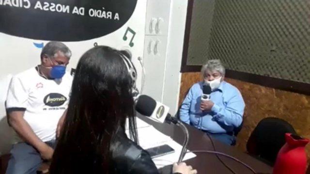 Entrevista de Joel Lucas à Radio Sintonia de Neves