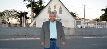 Joel Lucas, candidato à Prefeitura de Ribeirão das Neves, dá entrevista e discute sobre seus projetos para a cidade