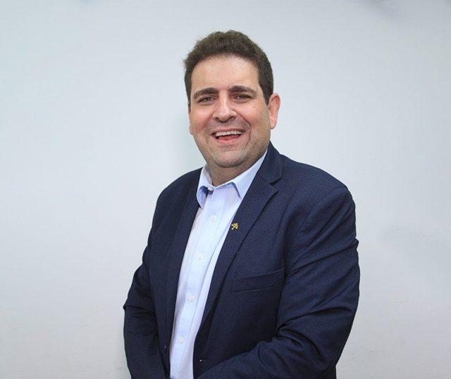 Marcus Vinicius, prefeito de Coronel Fabriciano