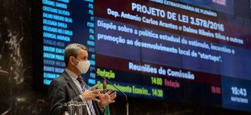Política de estímulo a startups passa em 1° turno na ALMG
