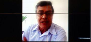 Eduardo Barbosa questiona diferença entre grupos etários vacinados contra COVID-19 no país