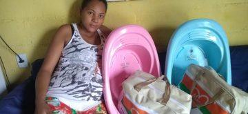 Programa Mães de Ponto dos Volantes beneficia centenas de mães na cidade