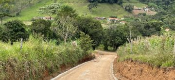Prefeitura de Alagoa finaliza obras de calçamento na cidade