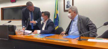 Eduardo Barbosa preside reunião da bancada de Minas Gerais